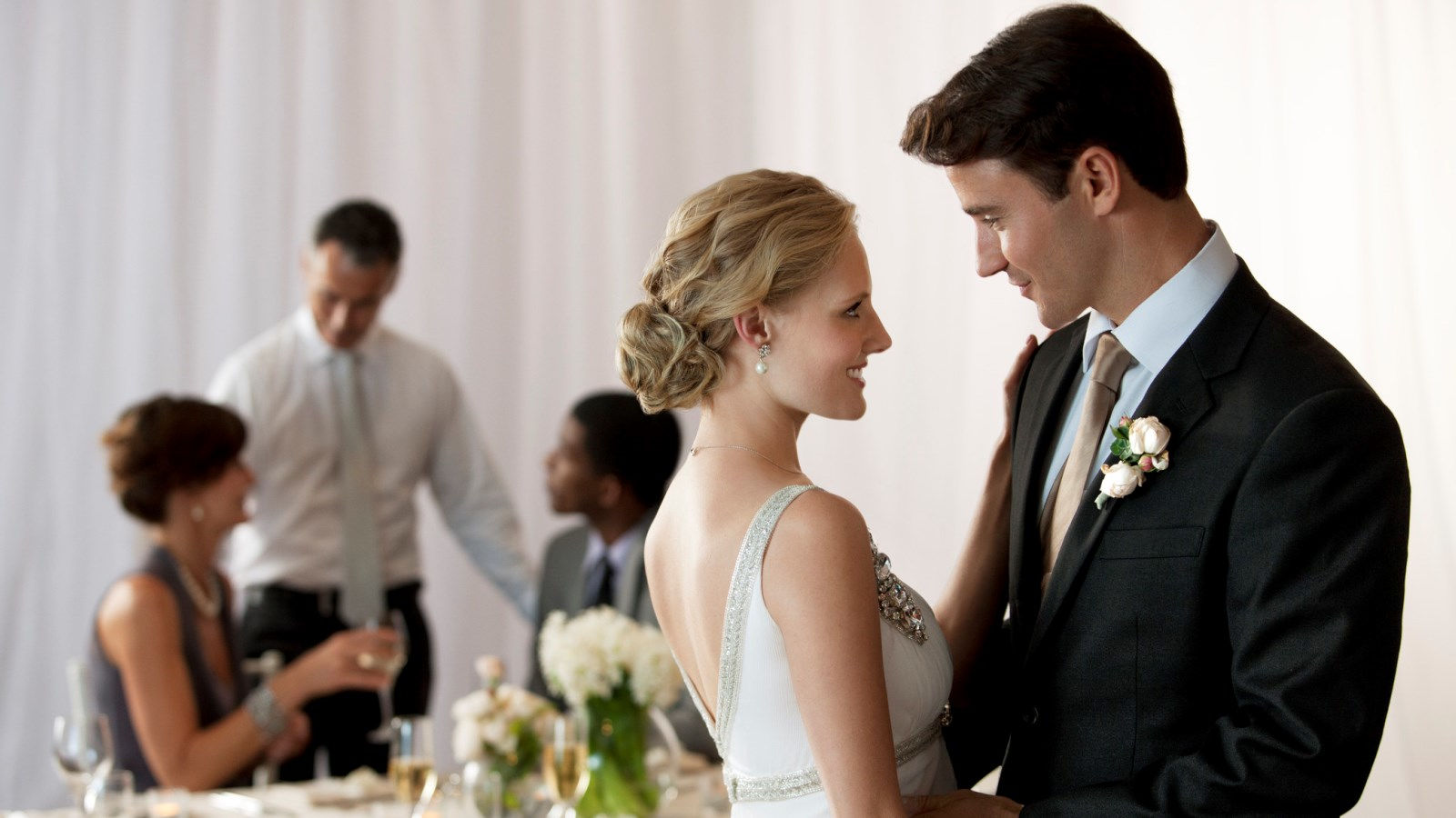 Wedding Venues in Augusta GA - Bride and Groom